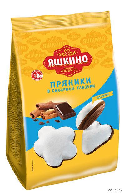"""Пряники """"В сахарной глазури"""" (350 г) — фото, картинка"""