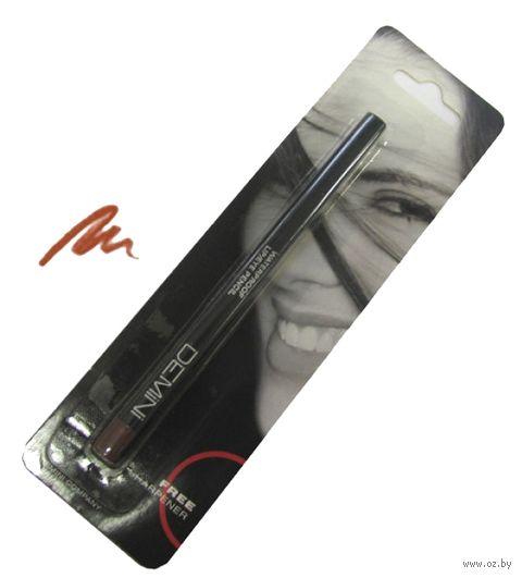 "Карандаш для губ ""Waterproof Lip Pencil"" водостойкий тон: 038 — фото, картинка"