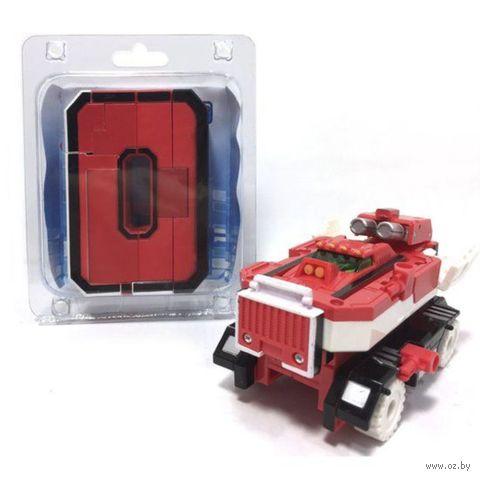 """Робот-трансформер """"Цифра"""" — фото, картинка"""
