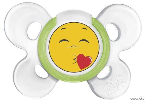 """Пустышка силиконовая ортодонтическая """"Physio Comfort. Smile"""" (арт. 00074913310000) — фото, картинка"""