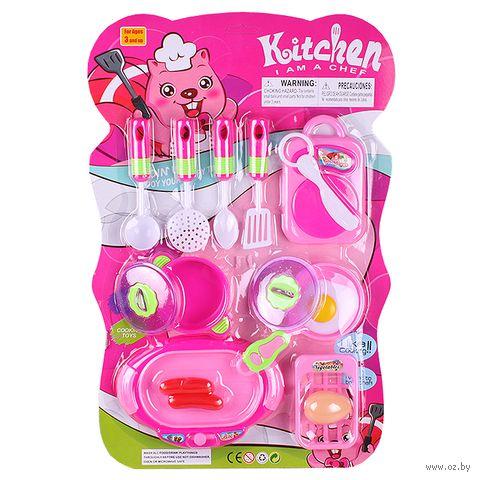 """Набор детской посуды """"Kitchen"""" (арт. DV-T-517) — фото, картинка"""