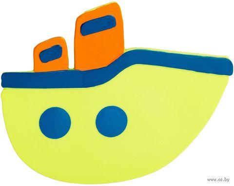 """Коврик для ванночки """"Кораблики"""" — фото, картинка"""