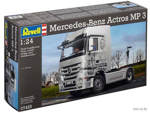 """Сборная модель """"Mercedes-Benz Actros MP 3"""" (масштаб: 1/24) — фото, картинка"""