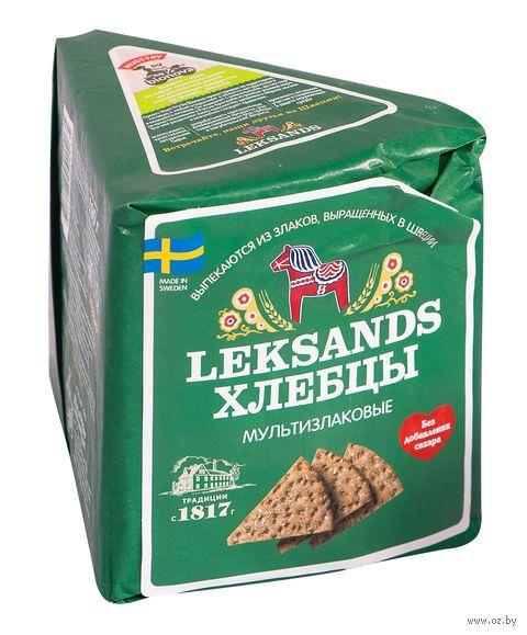 """Хлебцы ржаные """"Leksands. Мультизлаковые"""" (190 г) — фото, картинка"""