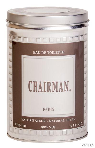 """Туалетная вода для мужчин """"Chairman"""" (100 мл)"""