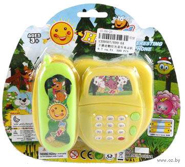 """Музыкальная игрушка """"Телефон"""" (арт. 699-6A)"""