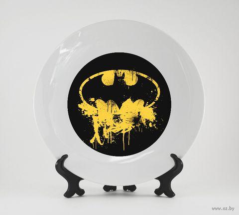 "Тарелка ""Бэтмен"" (852)"