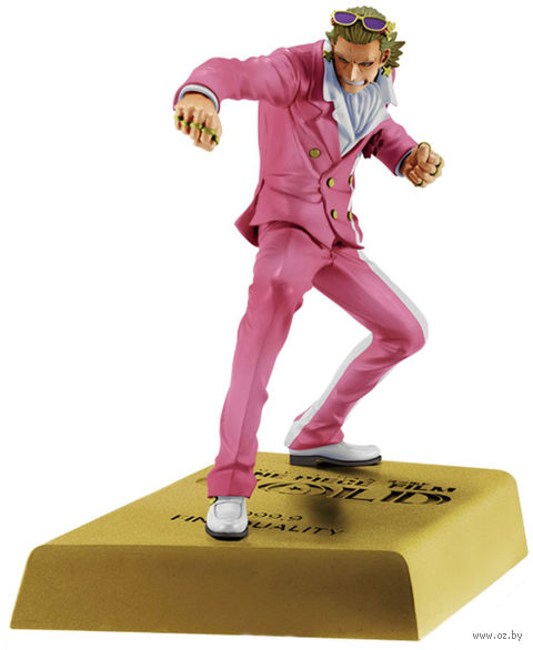 "Фигурка ""One Piece DXF Manhood 2: Gild Tesoro"" — фото, картинка"
