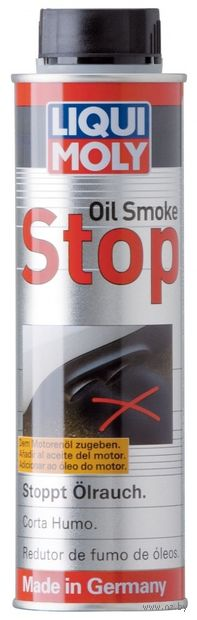 "Присадка в м/м ""Oil Smoke Stop"" (0,3 л) — фото, картинка"