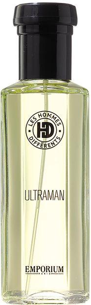 "Туалетная вода для мужчин ""Ultraman"" (100 мл) — фото, картинка"