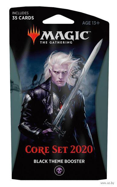 "Бустер ""Magic the Gathering. Core Set 2020. Black Theme Booster"" (35 карт) — фото, картинка"