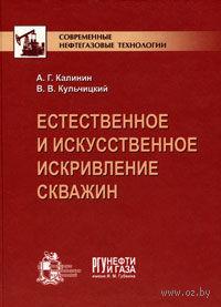 Естественное и искусственное искривление скважин. Анатолий Калинин, Валерий Кульчицкий