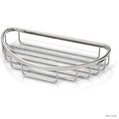 Полка для ванной металлическая (230х116 мм) — фото, картинка