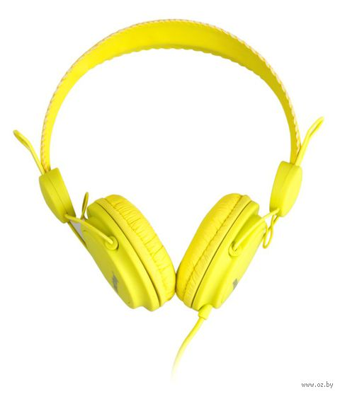 Наушники SmartBuy TRIO (Yellow)