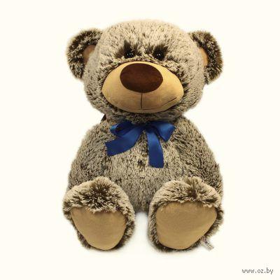 """Мягкая игрушка """"Медведь Джек кофейный"""" (42 см) — фото, картинка"""