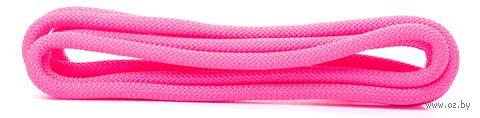 Скакалка для художественной гимнастики RGJ-204 (3 м; розовая) — фото, картинка