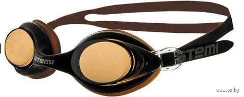 Очки для плавания (коричневые; арт. N7104) — фото, картинка