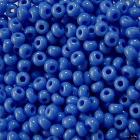 Бисер №33040 (голубой)