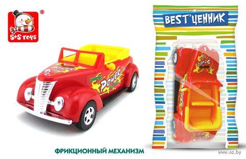Машинка фрикционная (арт. 100794639-100794639) — фото, картинка