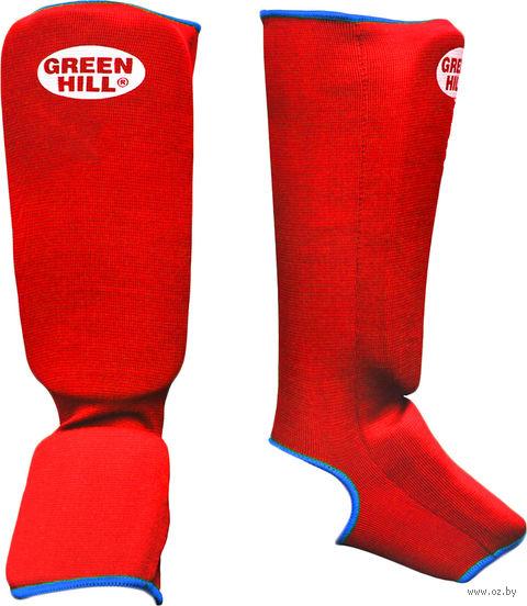 Защита голень-стопа SIC-6131 (L; красная) — фото, картинка