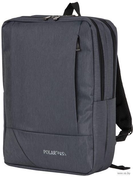 Рюкзак П0045 (9,9 л; серый) — фото, картинка