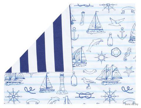 "Салфетка сервировочная ""Морской бриз"" (450x350 мм) — фото, картинка"