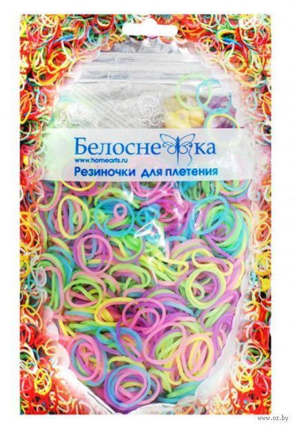 """Набор резиночек для плетения """"5 цветов. 1000"""" (арт. 101-RB)"""