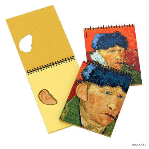 "Блокнот ""Van Gogh"" А5 — фото, картинка"