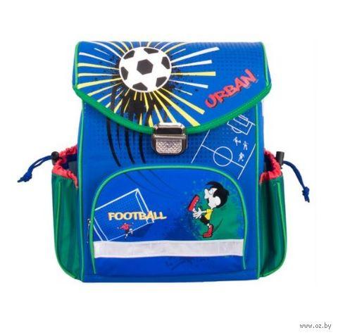 """Рюкзак """"Футбол"""" (синий) — фото, картинка"""