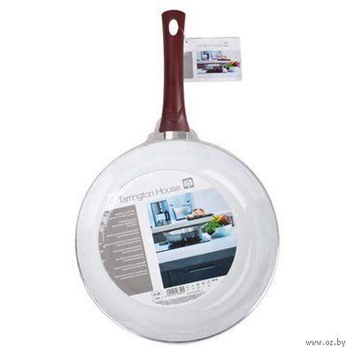 Сковорода алюминиевая с керамическим покрытием (28х5,5 см)