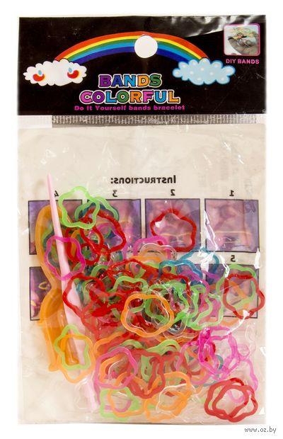 """Набор для плетения из резиночек """"Loom Bands Colorfun"""" (арт. H-4) — фото, картинка"""