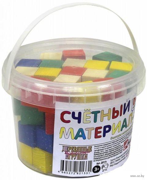 """Кубики """"Кубики""""  (65 шт; арт. Д013c)"""