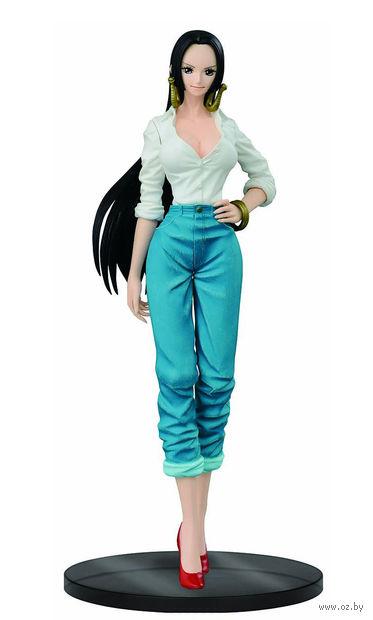 "Фигурка ""One Piece The Last World Boa Hancock Jeans Freak"" — фото, картинка"