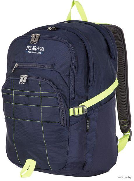 Рюкзак П2188 (27,3 л; тёмно-синий) — фото, картинка