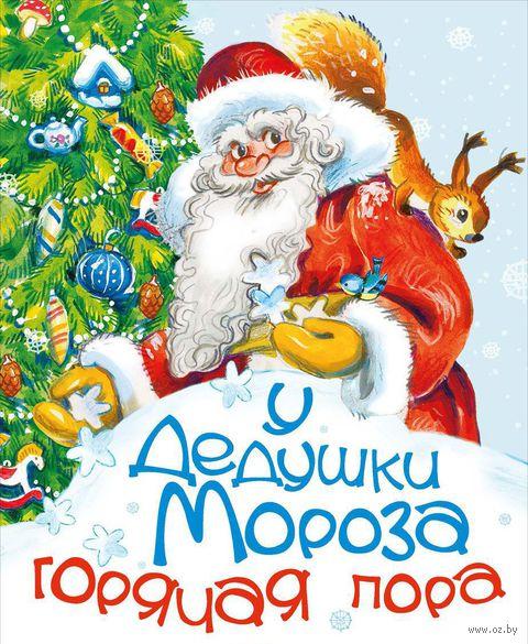 У Дедушки Мороза горячая пора. Петр Синявский, Юрий Кушак, В. Степанов