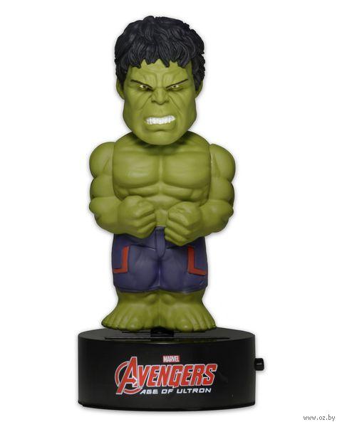 """Фигурка. """"Neca. Hulk"""" на солнечной батарее (15 см)"""