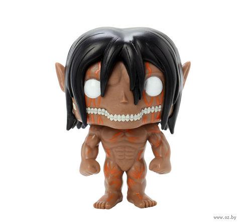 """Фигурка POP """"Attack on Titan. Eren Titan Exclusive"""" (9,5 см)"""