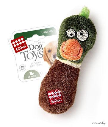 """Игрушка для собак """"Утка"""" (18 см)"""