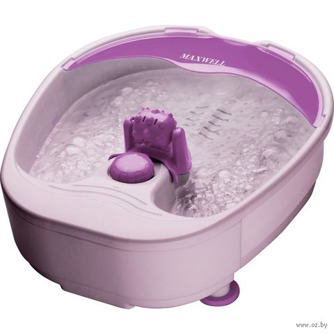 Гидромассажная ванночка Maxwell MW-2451 PK — фото, картинка