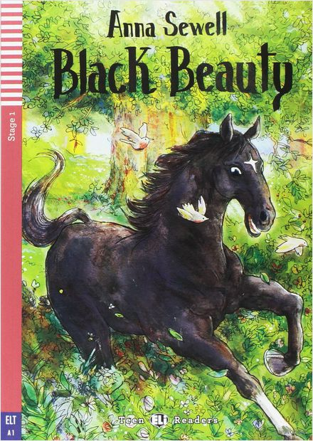 Teen Eli Readers. Black Beauty (+ CD) — фото, картинка