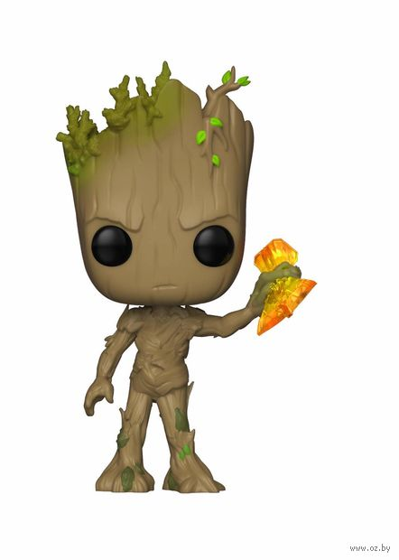 """Фигурка """"Avengers Infinity War. Groot with Stormbreaker"""" — фото, картинка"""