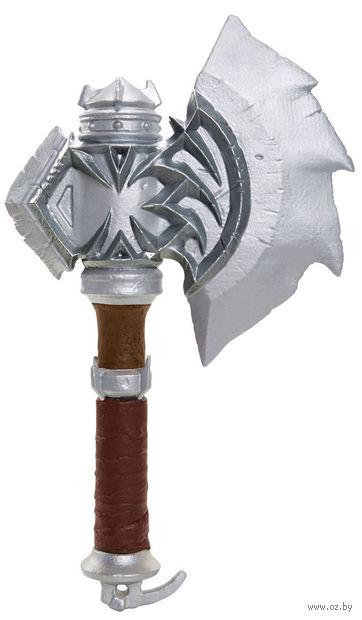 """Копия оружия """"Warcraft. Топор Дуротана"""" (40 см) — фото, картинка"""