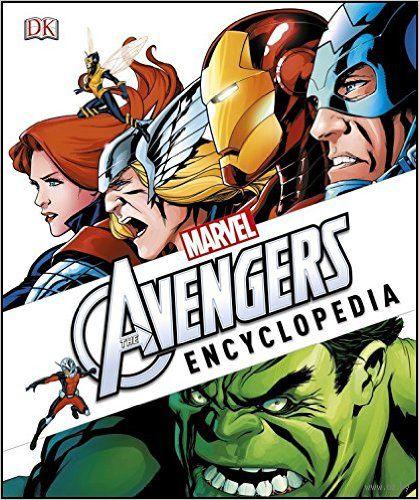 Marvel's the Avengers Encyclopedia — фото, картинка
