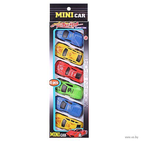 "Набор машинок ""Mini Car"" (арт. DV-T-769) — фото, картинка"