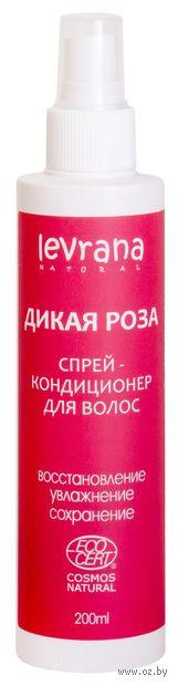 """Спрей-кондиционер для волос """"Дикая Роза"""" (200 мл) — фото, картинка"""