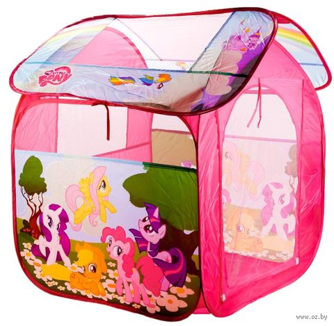 """Детская игровая палатка """"My Littli Pony"""" — фото, картинка"""