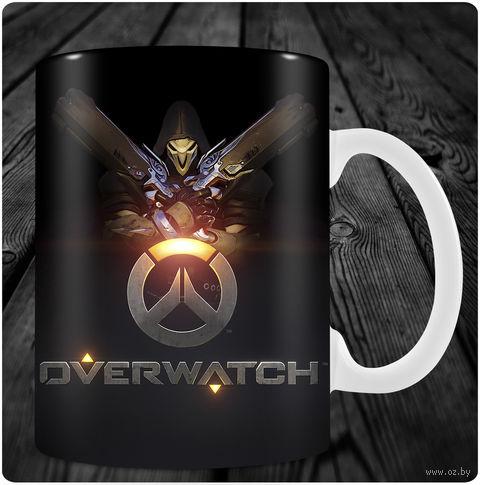 """Кружка """"Overwatch"""" (арт. 8) — фото, картинка"""