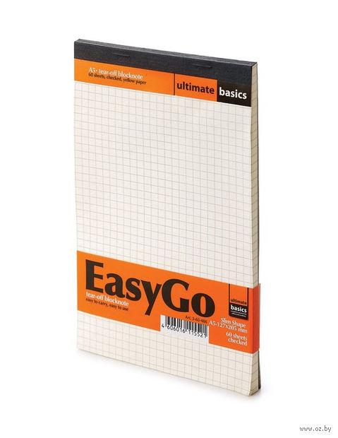 "Блокнот в клетку ""EasyGo"" (А5) — фото, картинка"
