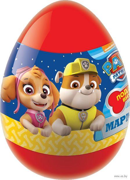 """Мармелад с игрушкой """"Щенячий патруль"""" (10 г) — фото, картинка"""