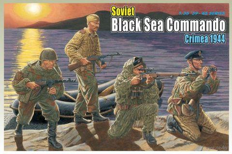 "Набор миниатюр ""Soviet Black Sea Commando Crimea 1944"" (масштаб: 1/35) — фото, картинка"